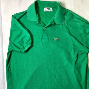 Vintage Sears Fire Breathing Dragon Polo 70's